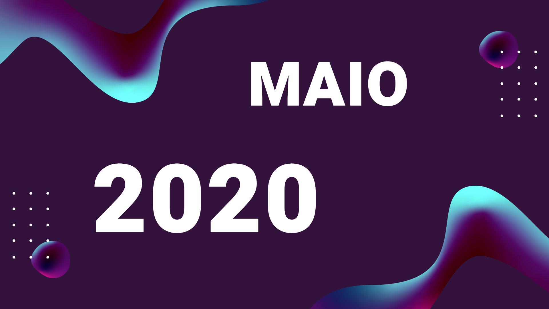 Jornal Online – Maio 2020