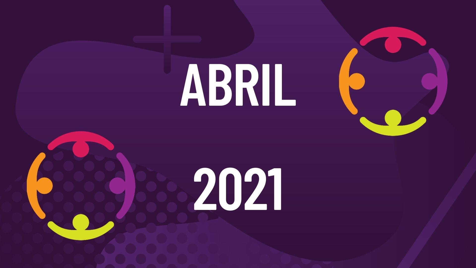 JORNAL ONLINE – ABRIL 2021